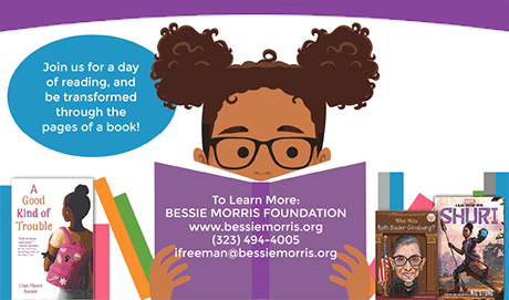 Bessie Morris Foundation Book Fair