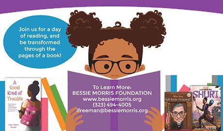 Bessie Morris Foundation Book Fair