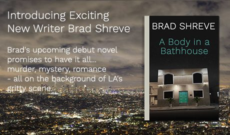 Author Brad Shreve