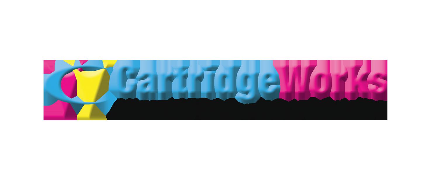 Cartridge Works logo design