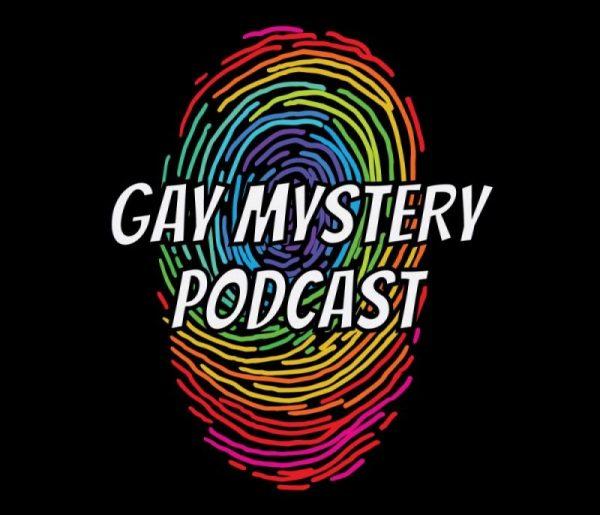 Gay Mystery Podcast logo