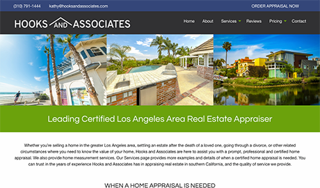 Hook and Associates Real Estate Appraisals