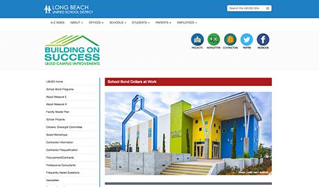 Long Beach Unified School District Bond Programs