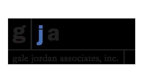 Gale Jordan Associates, Inc. logo design