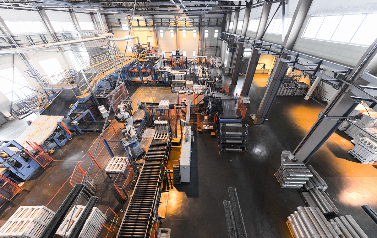 website basics for manufacturing and industrial companies