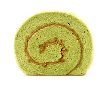 Matcha Kasutera Japanese Cake