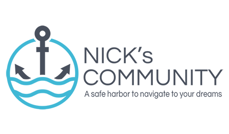 Nick's Community logo redesign