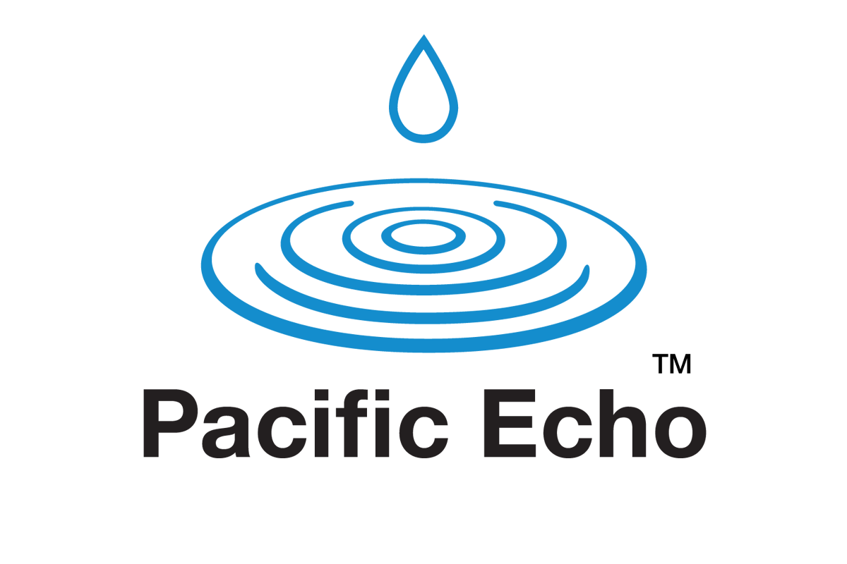 logo design for Pacific Echo in Torrance