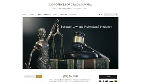 Sunada Law Offices in Rolling Hills