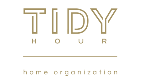 Tidy Hour Home Organization logo