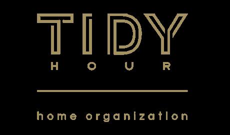 Tidy Hour Home Organization logo