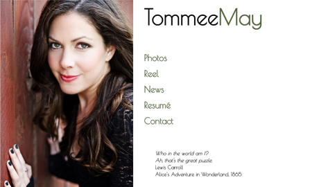 Tommee May Actress