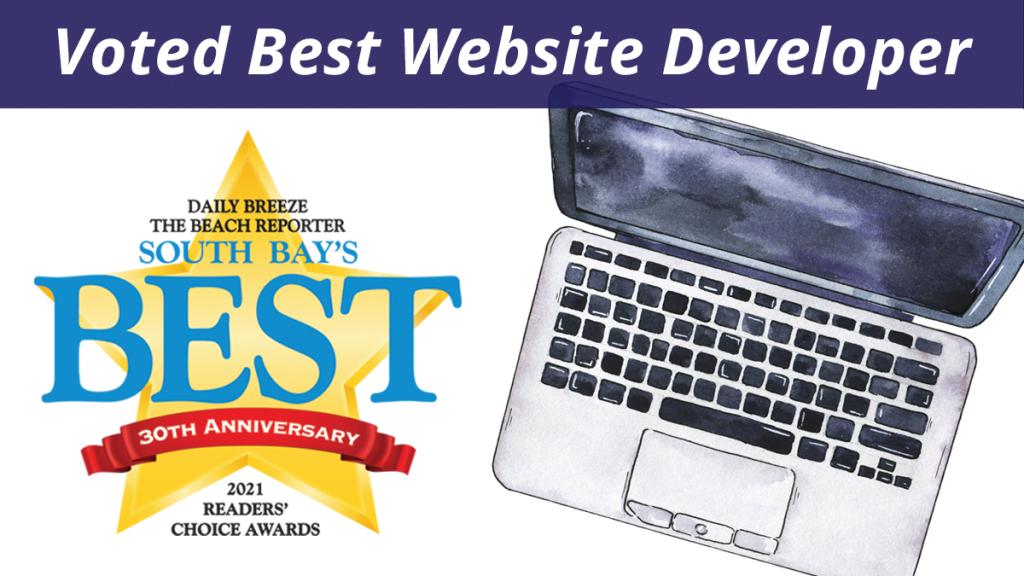 UmeWorks South Bay's BEST Webs Developer 2021