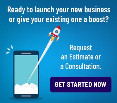 Request Estimate or Consultation for website design